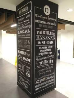 NGS Chalk Boards - Cafe\'s Bars Pubs | Nick Garrett\'s Chalk Board designs