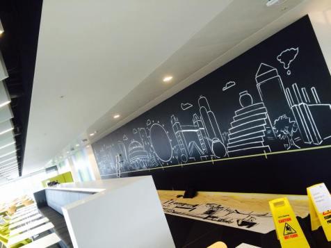 Chalk wall 2 Nabarro NGS