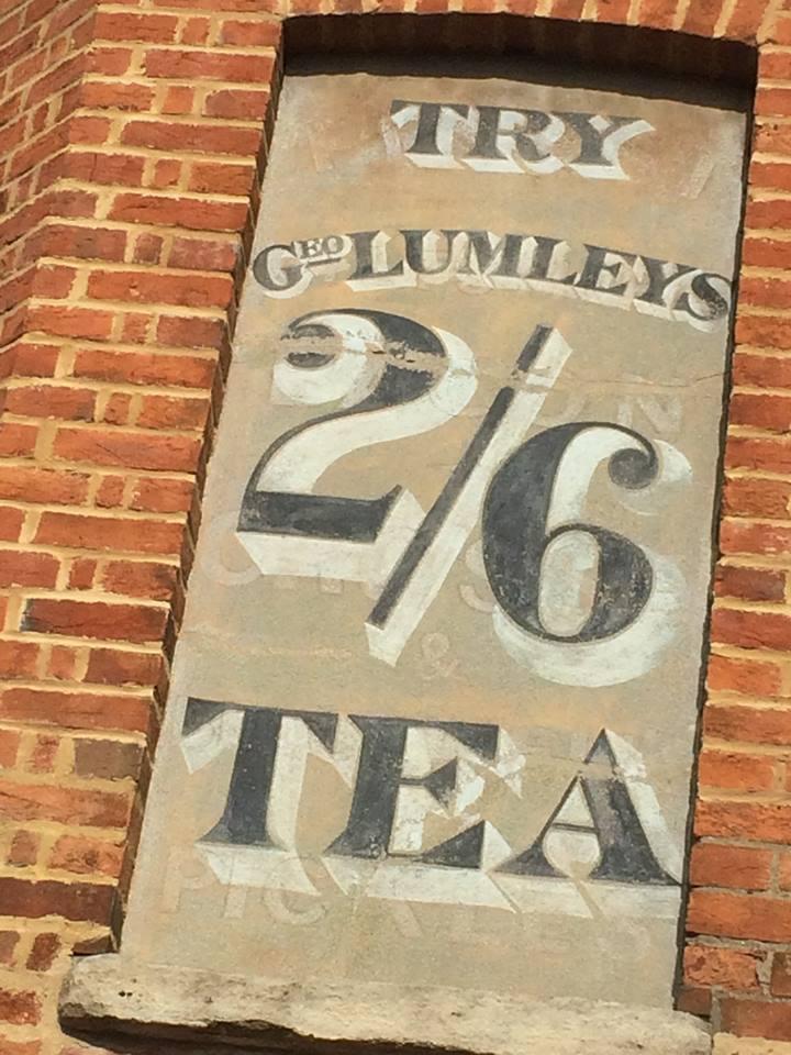 Lumleys Tea