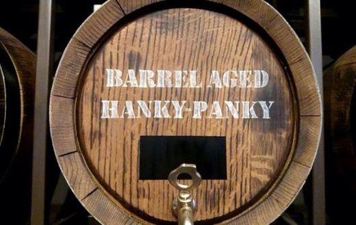 Penned Barrel motif